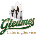 Gleumes Logo Catering
